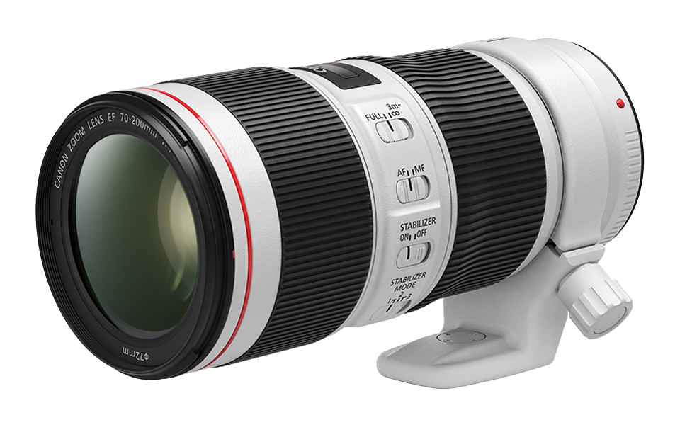 EF70-200mm f/4L IS II USM