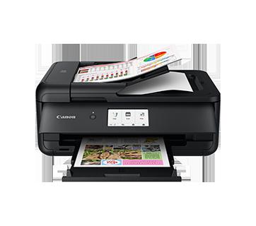 Inkjet Printers - PIXMA TS9570 - Canon South & Southeast Asia