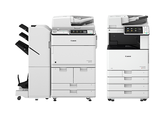 Canon Boosts Business Information Security with the Third Edition of Its imageRUNNER ADVANCE Generation 3 MFDs