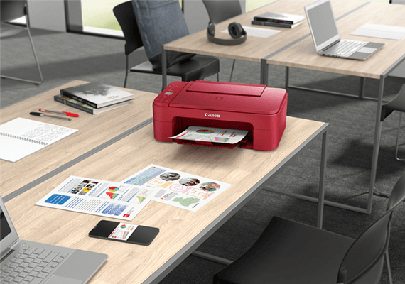 Canon Updates Ink Efficient E-Series Line Up With New All-In-One Printer
