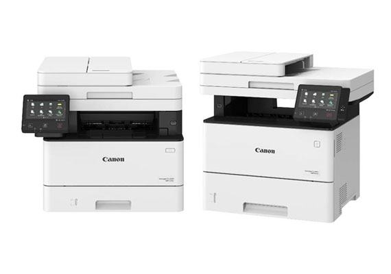 Canon Simplifies Work Tasks for Businesses with Three New  Smart Multi-function Printers