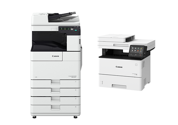 Canon Unveils Six New Entry-Level Multi-Function Devices Tailored To The Needs of Modern Offices