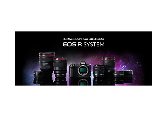Reimagine Optical Excellence, Canon Expands its EOS System with the Launch of EOS R New Line-up of Lenses
