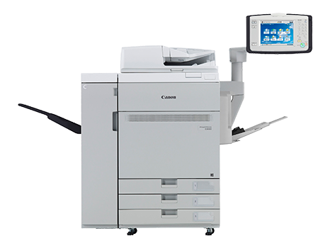 New Canon imagePRESS C910 Series Delivers Productivity, Versatility and Brilliant Colour-Image Quality