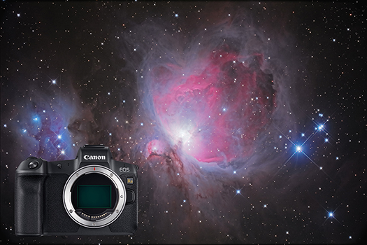 Canon Launches The EOS Ra for Astrophotography