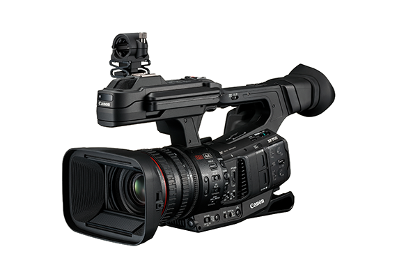 Adobe Premiere Pro and Final Cut Pro X Will Now Support H.265/XF-HEVC File Format for the Canon XF705 4K Professional Camcorder