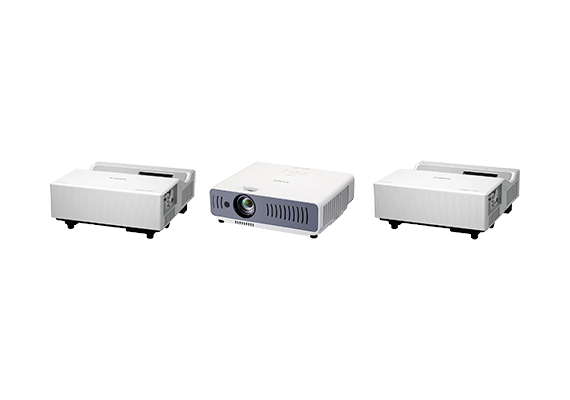 Canon Introduces Three Newly Enhanced HLD LED Light Source Projectors