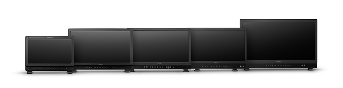 Canon Announces Free Firmware Updates for Professional 4K Displays to Meet User Needs, Improving Convenience for 4K HDR Video Production