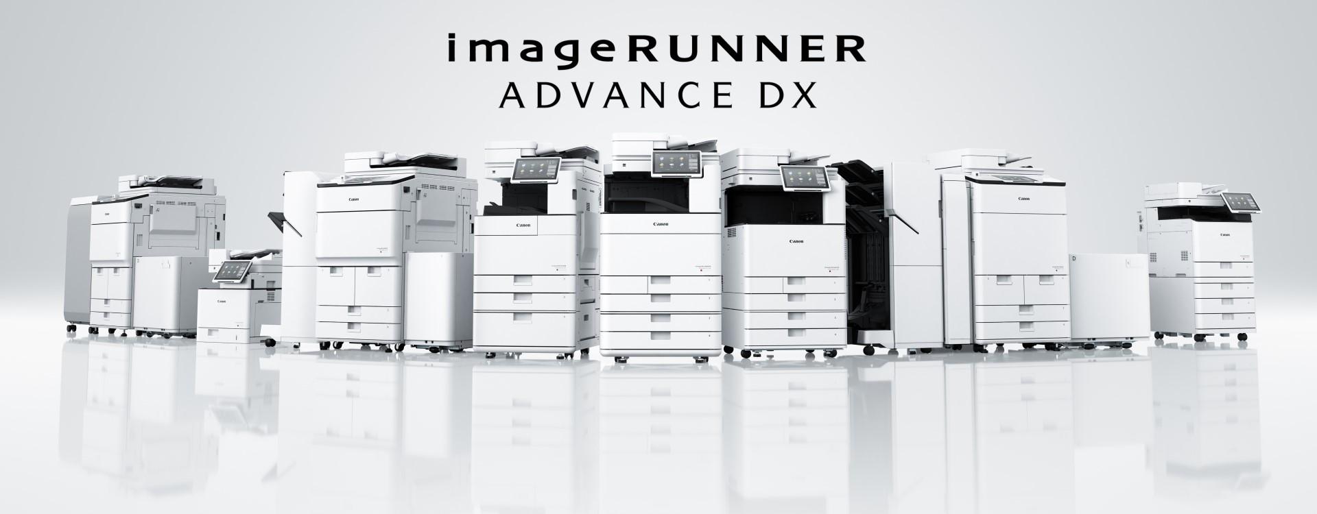 imageRUNNER ADVANCE DX