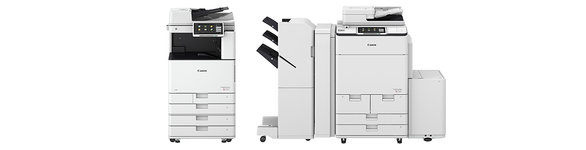 Canon Supports Businesses Through Their Digital Transformation Journey with the New imageRUNNER ADVANCE DX