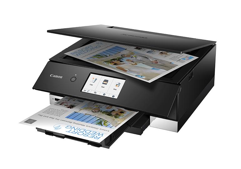Print, Scan & Copy