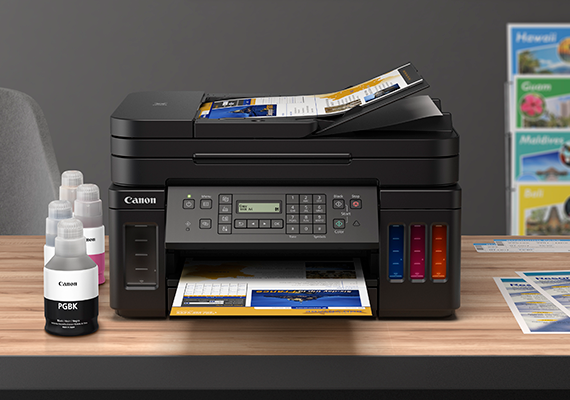 Refillable Ink Tank Printers
