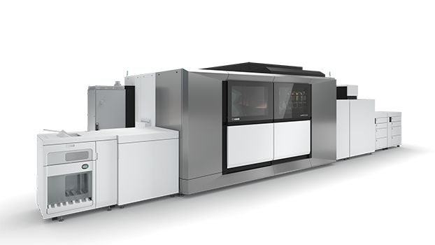 The new sheetfed inkjet press from Canon - the varioPRINT iX-series