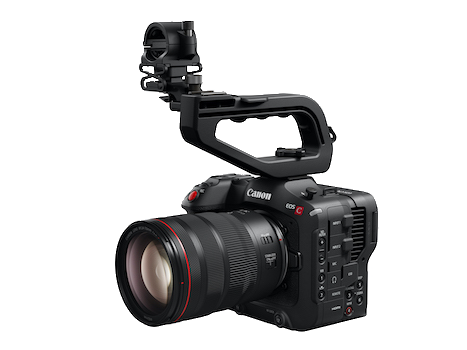 Canon Announces EOS C70 - The First Cinema EOS Camera Equipped with an RF Mount