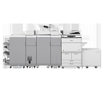 imageRUNNER ADVANCE DX 8700 Series