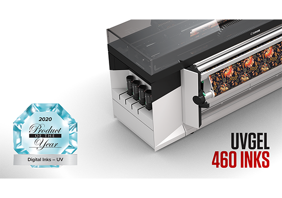 Canon Wins Two Prestigious 'Product of The Year' Awards from Printing United Alliance