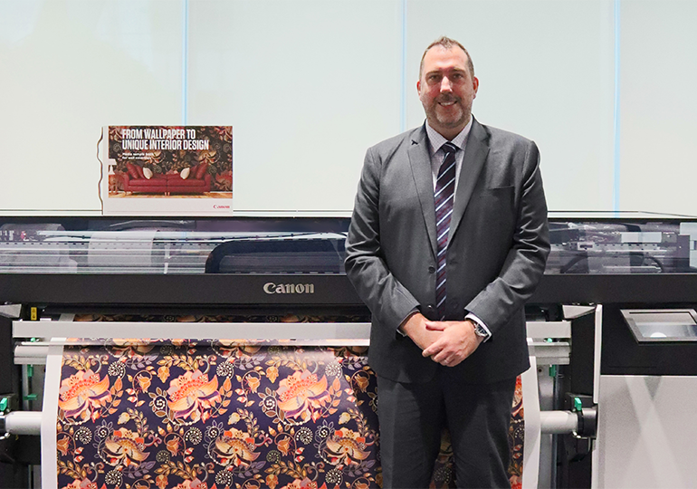 Canon Launches Online Large Format Graphics Community