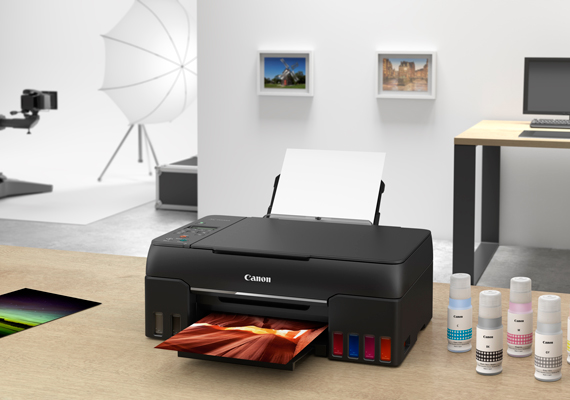Canon Expands Refillable Ink Tank Lineup with Photo-centric 6-ink Models to Serve Photographic and Creative Arts Markets