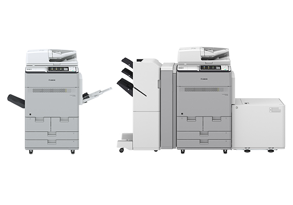 Canon Extends Its Colour Production Printer Range with the New imagePRESS C170 and C165