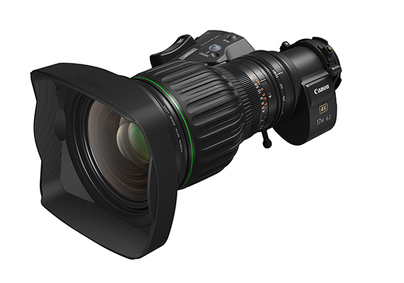 4K Broadcast Zoom Lens