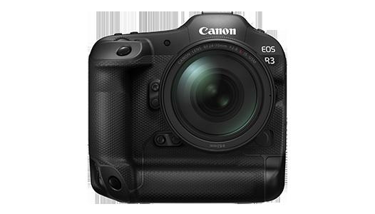 EOS R3 Full-frame Mirrorless Camera