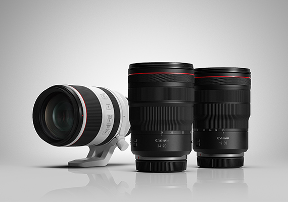 The f28L IS USM zoom lens series