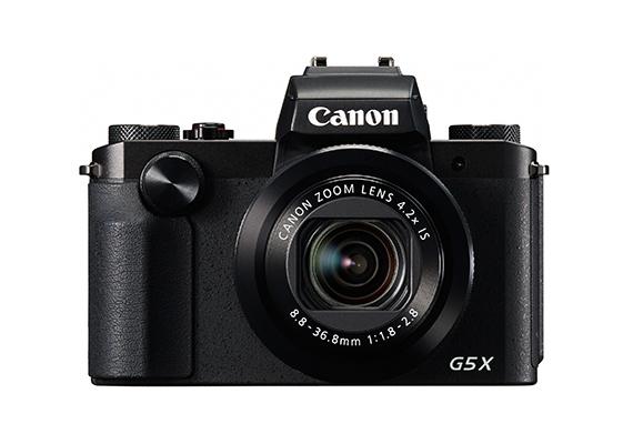 IXUS and PowerShot Compact Cameras