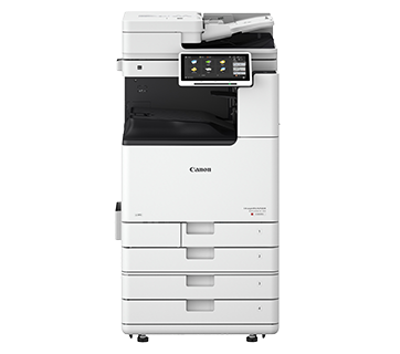 imageRUNNER ADVANCE DX C3800i Series
