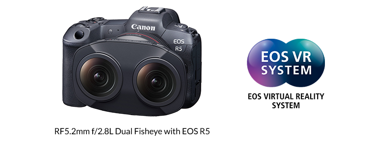Canon Announces Its First Virtual Reality Video Production System